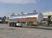 RJST Ruijiang WL9401GRYE flammable liquid tank trailer