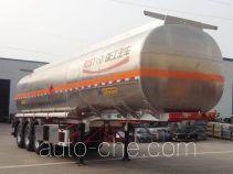 RJST Ruijiang WL9401GYY aluminium oil tank trailer