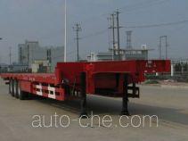 瑞江牌WL9401TD型低平板半挂车