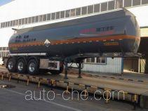 瑞江牌WL9402GFWA型腐蚀性物品罐式运输半挂车