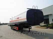 RJST Ruijiang WL9402GHYA chemical liquid tank trailer