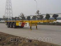 RJST Ruijiang WL9402TWY dangerous goods tank container skeletal trailer