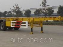 RJST Ruijiang WL9402TWYB dangerous goods tank container skeletal trailer