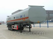 RJST Ruijiang WL9403GHYA chemical liquid tank trailer