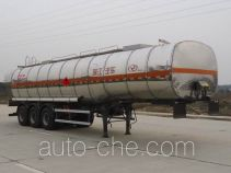 RJST Ruijiang WL9403GRYB flammable liquid tank trailer