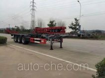 RJST Ruijiang WL9403TJZ container transport trailer