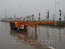 RJST Ruijiang WL9403TJZG container transport trailer