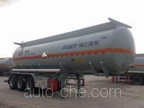 瑞江牌WL9404GFWD型腐蚀性物品罐式运输半挂车