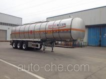 RJST Ruijiang WL9404GHYA chemical liquid tank trailer