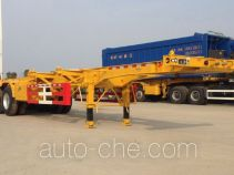 RJST Ruijiang WL9404TJZ container transport trailer