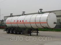RJST Ruijiang WL9405GRY flammable liquid tank trailer