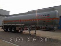 RJST Ruijiang WL9405GRYA flammable liquid tank trailer