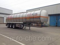 RJST Ruijiang WL9405GSY edible oil transport tank trailer