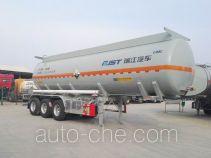 瑞江牌WL9406GFW型腐蚀性物品罐式运输半挂车