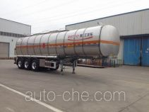 RJST Ruijiang WL9406GHY chemical liquid tank trailer