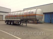 RJST Ruijiang WL9406GRYA flammable liquid tank trailer