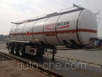 RJST Ruijiang WL9406GRYD flammable liquid tank trailer