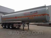 RJST Ruijiang WL9407GRYA flammable liquid tank trailer