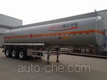 RJST Ruijiang WL9407GRYB flammable liquid tank trailer