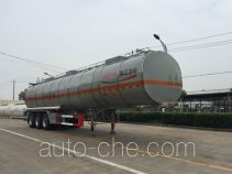 RJST Ruijiang WL9407GRYF flammable liquid tank trailer