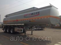 RJST Ruijiang WL9408GHYA chemical liquid tank trailer