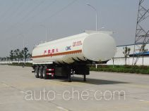 RJST Ruijiang WL9409GRY flammable liquid tank trailer