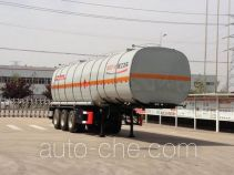 RJST Ruijiang WL9409GRYF flammable liquid tank trailer