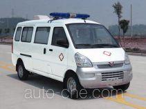 五菱牌WLQ5026XJHLBCY型救护车