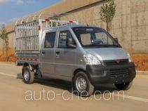 Wuling WLQ5029CCYQSPY грузовик с решетчатым тент-каркасом