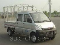 Wuling WLQ5029CCYSBF грузовик с решетчатым тент-каркасом