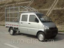 Wuling WLQ5029CCYSBQY грузовик с решетчатым тент-каркасом