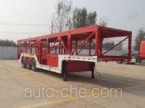 鸿宇达牌WMH9200TCL型车辆运输半挂车
