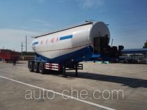 Hongyuda WMH9400GFL medium density bulk powder transport trailer