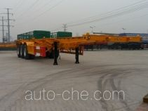 Yazhong Cheliang WPZ9370TJZG container transport trailer