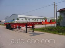 Yazhong Cheliang WPZ9400TJZG container transport trailer