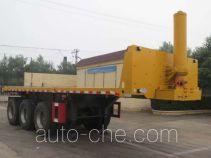 Yazhong Cheliang WPZ9401ZZXP flatbed dump trailer