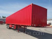 Yazhong Cheliang WPZ9404XXY box body van trailer