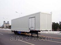 Sanwei WQY9272XXY box body van trailer