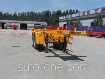 Sanwei WQY9350TJZ container transport trailer
