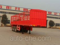 Sanwei WQY9370CCY stake trailer