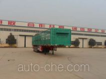 Sanwei WQY9380CCY stake trailer