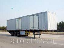 Sanwei WQY9380XXY box body van trailer