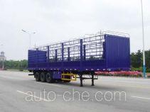 Sanwei WQY9381CLX stake trailer