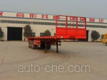 Sanwei WQY9400P flatbed trailer