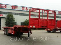 Sanwei WQY9401P flatbed trailer