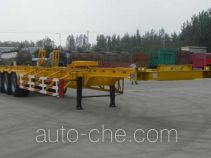 Sanwei WQY9401TJZ container transport trailer