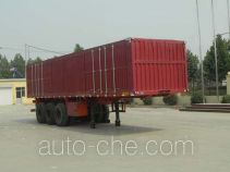 Sanwei WQY9403XXYZ box body van trailer