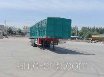 Sanwei WQY9403CCY stake trailer