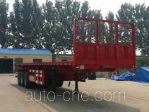 Sanwei WQY9403ZZXP flatbed dump trailer