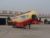 三威牌WQY9406GFL型中密度粉粒物料运输半挂车